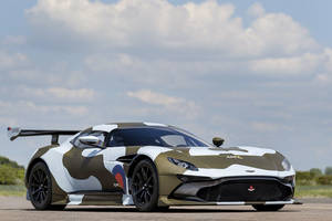 One-off Aston Martin Vulcan