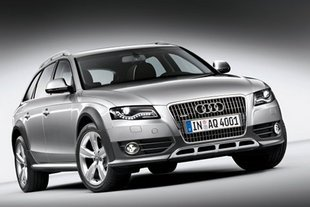 L'Audi A4 se décline en version Allroad