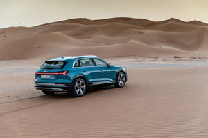 Audi e-tron : une version plus accessible