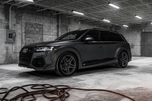 SEMA : Audi Q7 ABT Vossen 1 of 10