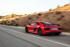 Audi R8 V10 plus Neuberg Edition
