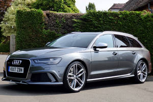 A vendre: Audi RS 6 ex-Prince Harry