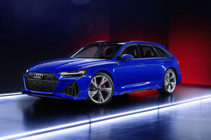 Audi RS 6 Avant RS Tribute Edition