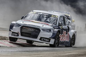 Audi Sport s'engage en World RX