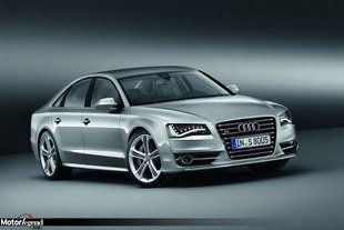 Salon de Francfort : Audi S8 2012