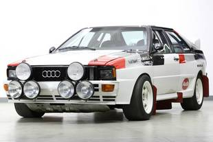Bonhams à Goodwood : Audi Quattro