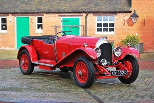 Bentley star de la vente Bonhams
