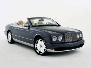 Bentley Arnage cabriolet