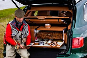 Bentley Bentayga Fly Fishing par Mulliner, pour faire mouche