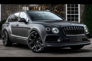 Bentley Bentayga par Kahn Design