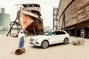 Bentley Bentayga Pearl of the Gulf by Mulliner