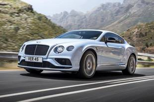 Bentley revisite sa Continental GT