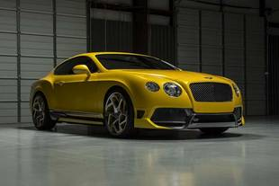 Bentley Continental BR10-RS par Vorsteiner