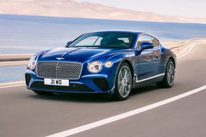 Bentley: Continental GT électrifiée