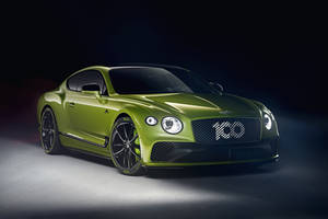 Bentley : Continental GT Pikes Peak