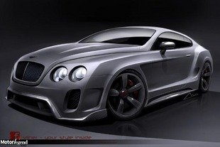 Actu Bentley Continental GT by Vilner