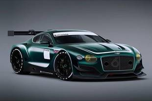 Bentley EXP10 Speed 6 GT3 Concept