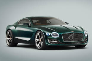 La Bentley EXP 10 en production ?