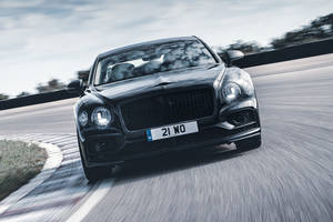 La nouvelle Bentley Flying Spur le 11 juin