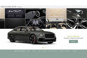 Configurateur Bentley Flying Spur III