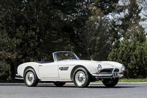 Bonhams: BMW 507 Series II Roadster