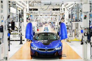 Fin de production pour la BMW i8
