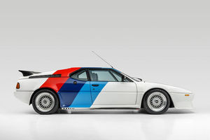 La BMW M1 ex-Paul Walker adjugée 500 000 $