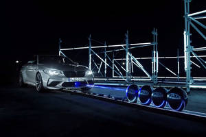 BMW M2 Competition : Laser Record