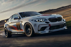 BMW M2 CS Racing : pour la course