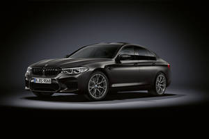 Nouvelle BMW M5 Edition 35 Years