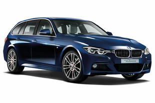 BMW 320d xDrive 40 Years Edition