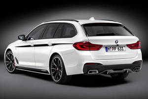 BMW Série 5 Touring M Performance