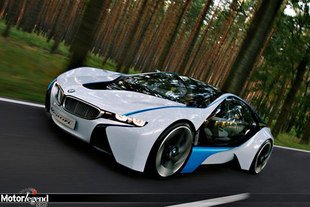 La BMW Vision surprise à Abu Dhabi