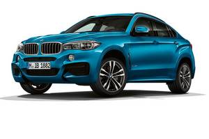 BMW X5 et X6 Special Editions