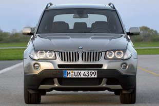 Le BMW X3 muscle son jeu !