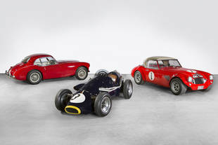 Bonhams New Bond Street : Austin Healey en vedette
