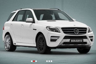 Brabus propose son configurateur