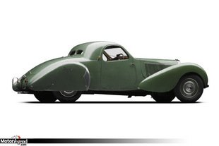 Actualit� Deux Bugatti Type 57 exclusives � Essen