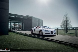 La Bugatti Veyron Grand Sport Wei Long