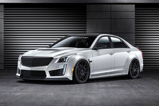 Hennessey booste la Cadillac CTS-V