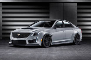 Cadillac CTS-V par Hennessey