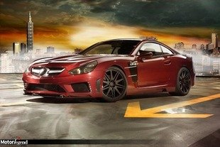 Carlsson C25 China