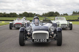 Caterham Seven SuperSprint : déjà sold-out