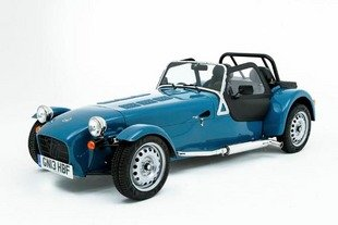 Caterham Seven 160 : le fun accessible !