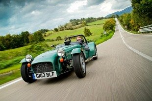 Exportations record pour Caterham