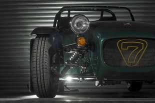 Une Caterham Seven plus abordable