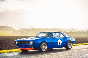 Silverstone Auctions : Chevrolet Camaro 1968