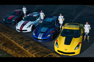 Chevrolet Corvette Drivers Series Edition