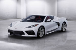Configurez votre Corvette Stingray