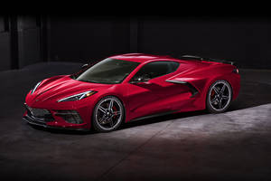 800 ch pour la future Corvette Stingray Z06 ?